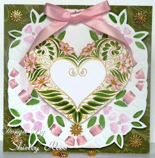 G2293 Garden Heart