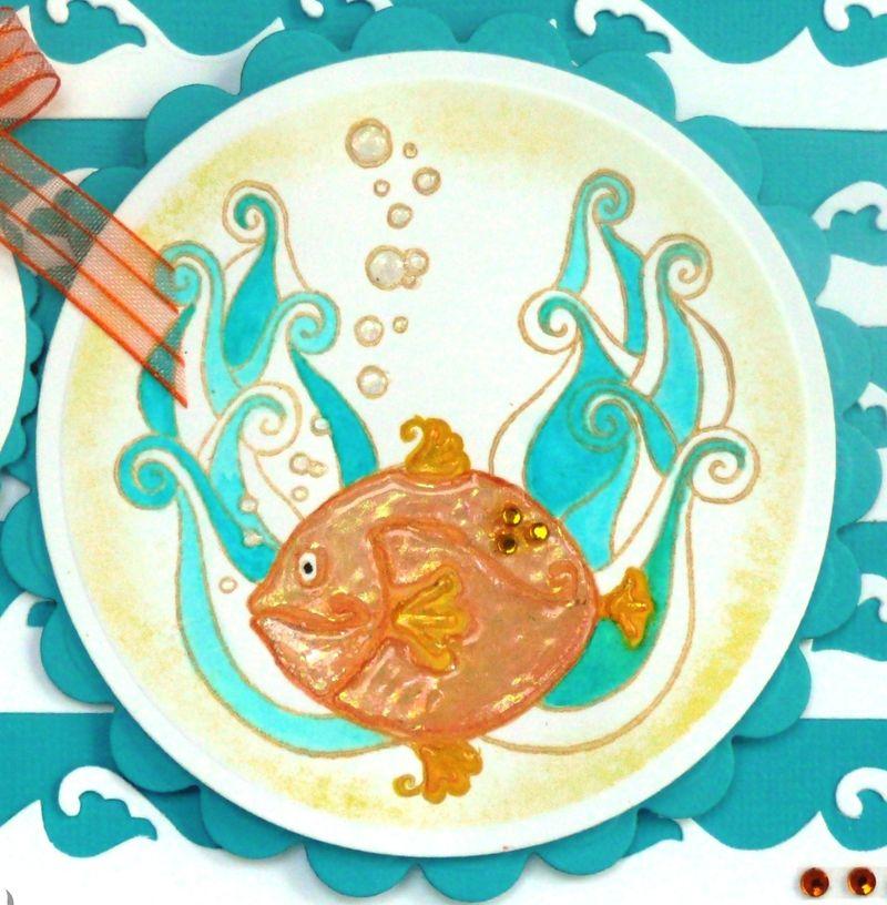 F2169 Ocean Fish 2