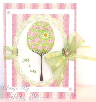 I-O Butterfly Tree F2334