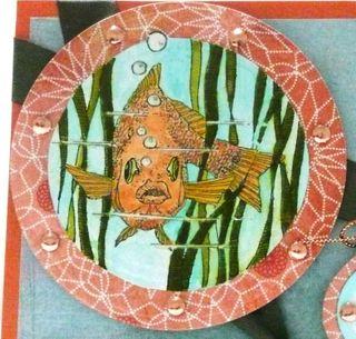 I-O Round Fish E1632 2