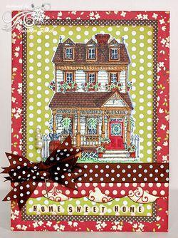 Jennifer Roach - Home Sweet Home