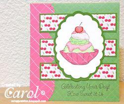 Carol Cabezas - Home Sweet Home