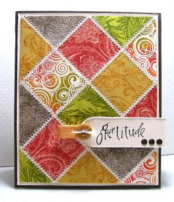 Tracey Kunzniak - FALL Inchies Challenge