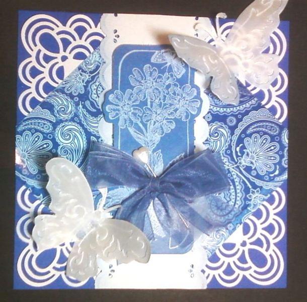 E, Marie - Blue Challenge