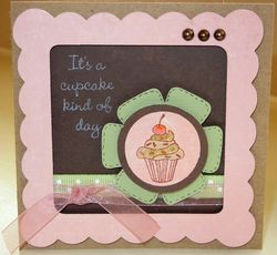 Cindy Messer - Its A Cupcake Kind Of Day