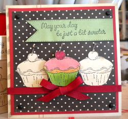 Amy Cokley - Its A Cupcake Kind Of Day