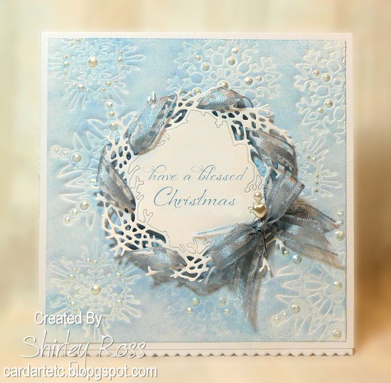 SnowflakeWreathTest