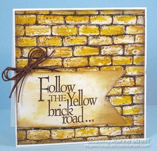 Yellow Brick Road Jeanne_Streiff