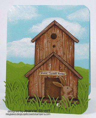 Bunny House Jeanne_Streiff