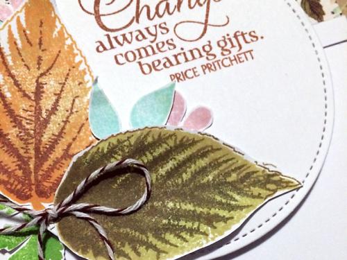 1 Change sneak peek by Daniela Dobson
