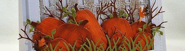 Peek KC Impression Obsession Pumpkin Set 1 left
