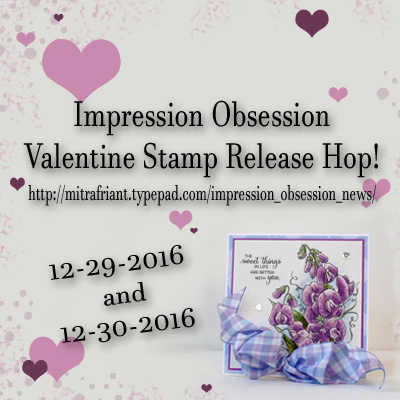Valentine hop