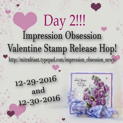 Valentine hop day 2