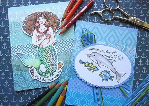 MermaidCardPHO