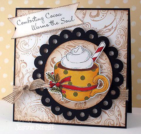 Comfort cocoa Jeanne_Streiff