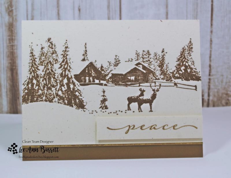 Winter Cabin 2