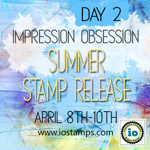 Summer Stamp hop Day 2