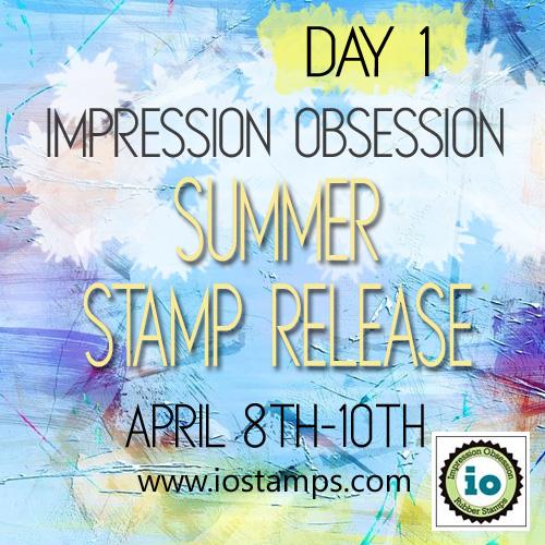 Summer Stamp hop Day 1