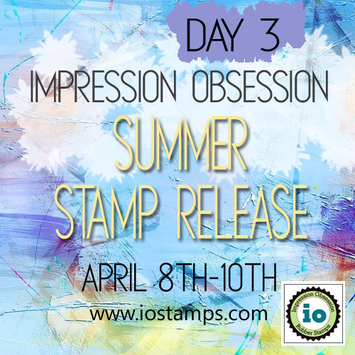 Summer Stamp hop Day 3