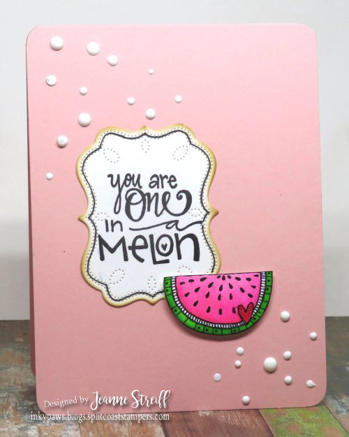 One in a Melon Jeanne_Streiff