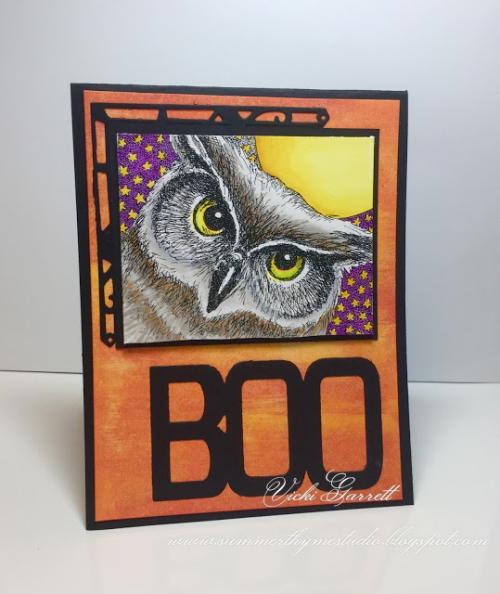 Vicki Owl